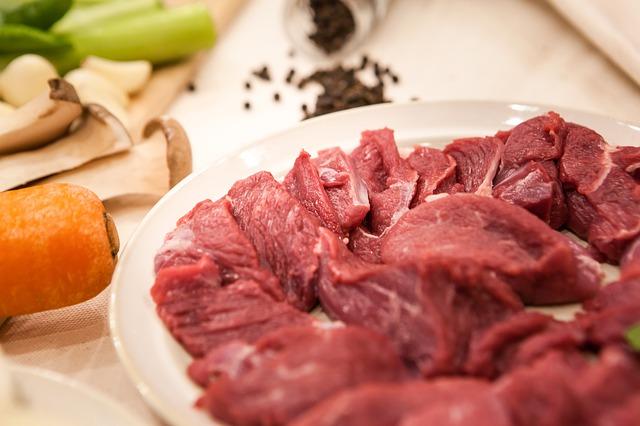 豚肉に含まれる栄養素
